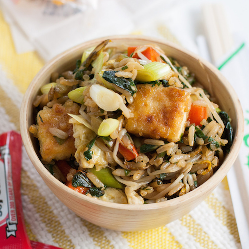 One Dish Loaded Fried Rice Natural Comfort Kitchen