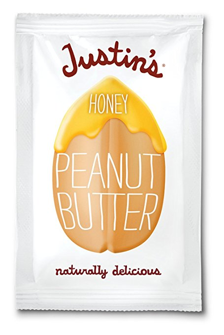 What's in my Birth Bag: PB packets for fuel!